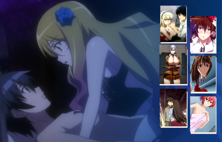 highlights from best nsfw anime
