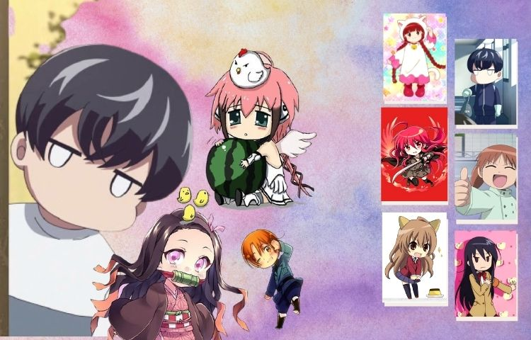 30 Most Adorable Chibi Characters
